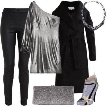 Outfit Stella della notte