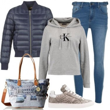 Outfit Il mio weekend in viaggio