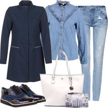 Outfit Una borsa da weekend