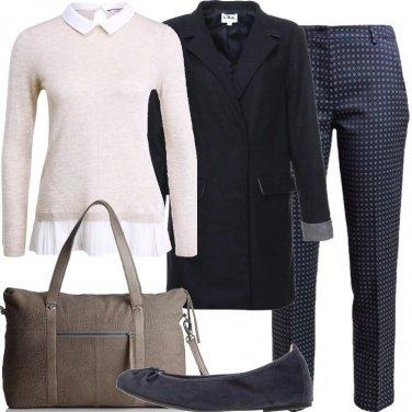 Outfit Elegante anche in viaggio