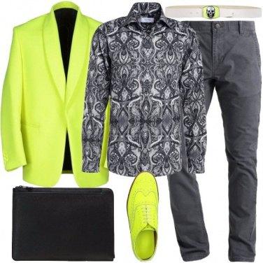 Outfit Eccentrico