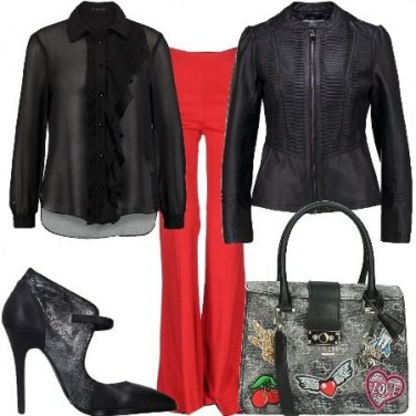 Outfit La mia borsa