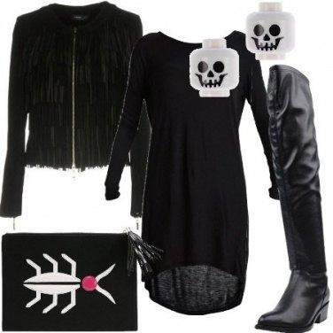 Outfit Gli orecchini per Halloween