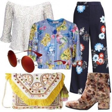 Outfit Festa hippie