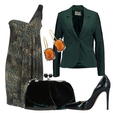 Outfit La borsa della nonna