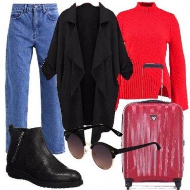 Outfit Viaggiare comodi