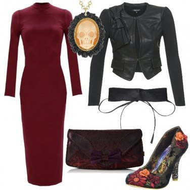 Outfit Stile vittoriano