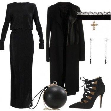 Outfit La regina della tenebre