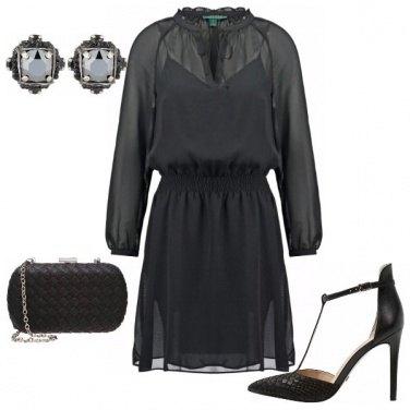 Outfit Dark-bon ton