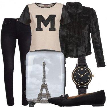 Outfit Magica Parigi