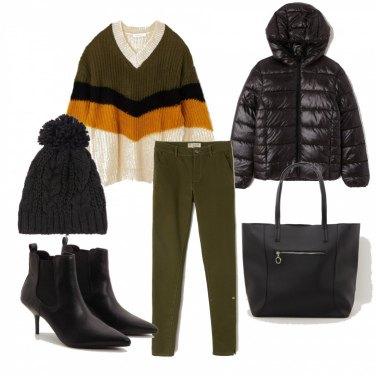 Come abbinare il pantalone twill verde opaco: 62 Outfit