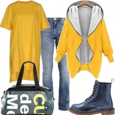 Outfit Urban in viaggio