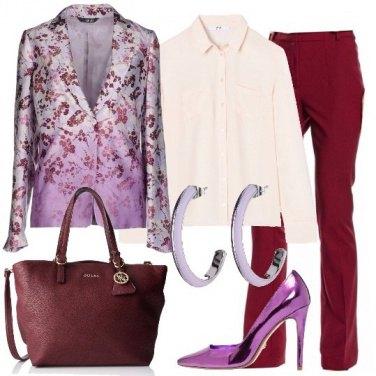 Outfit La giacca degradè