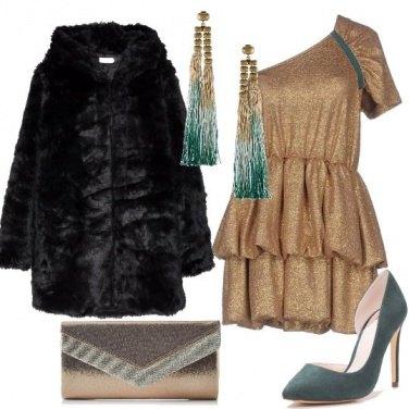 Outfit Balze per la sera