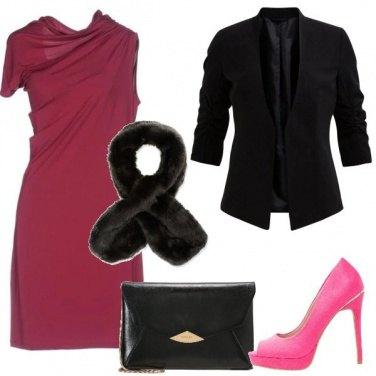 Outfit L\'abito longuette