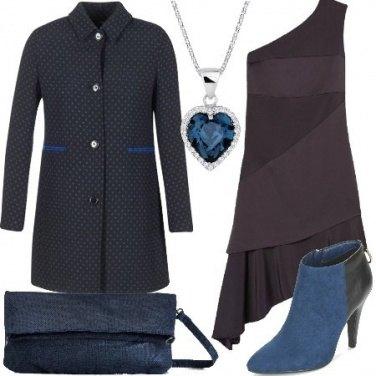 Outfit Tronchetto bicolore