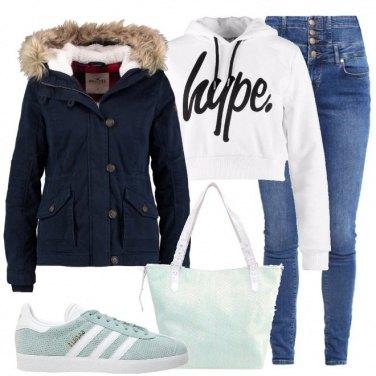 Outfit Scuola o shopping