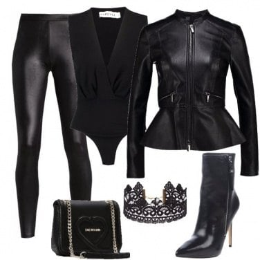 Outfit Catwoman