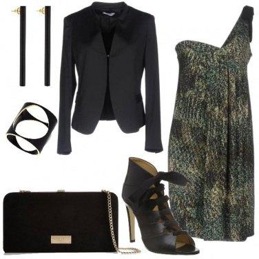 Outfit Dettaglio monospalla