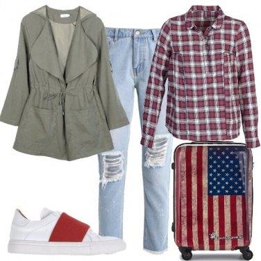 Outfit Viaggio negli States
