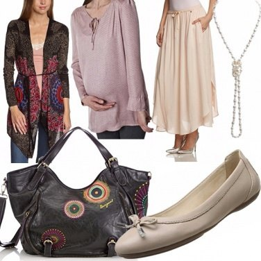 Outfit Pink and Desigual