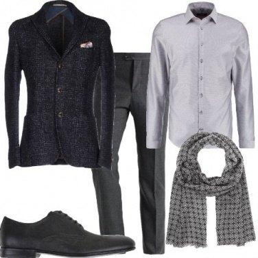 Outfit Sciarpa per lui
