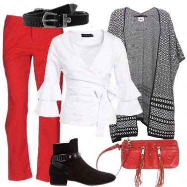 Outfit Ispirazione Rita Bellanza