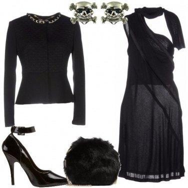 Outfit La festa chic di Halloween