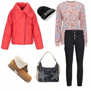 Come abbinare il berretto nero: 277 Outfit Donna | Inverno