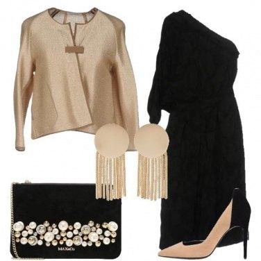 Outfit La borsa con le perle