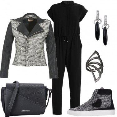 Outfit Bouclè