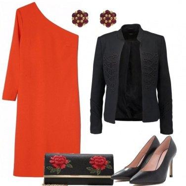 Outfit Rose e intrecci