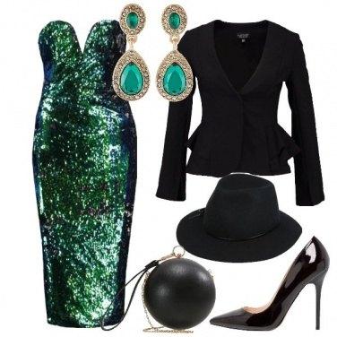 Outfit La Perfida Strega dell\'Ovest è glamour