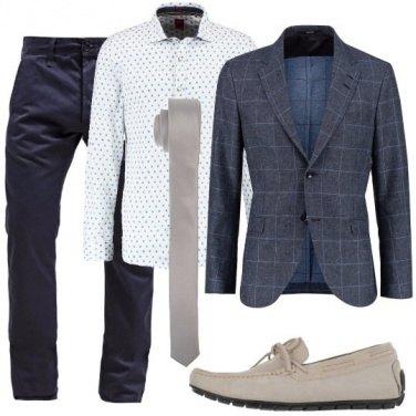 Outfit Un giovane imprenditore