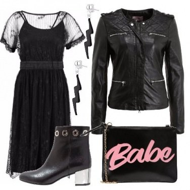 Outfit Rock star