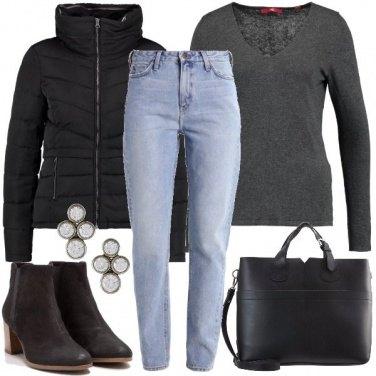 Outfit Semplice e impeccabile