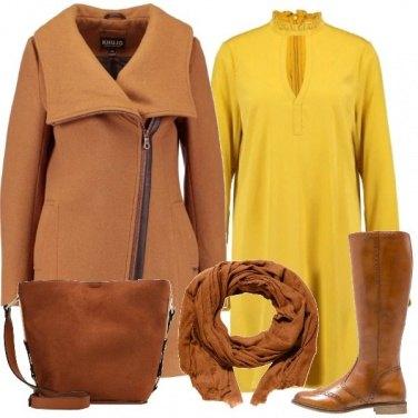Outfit Il marrone e le sue declinazioni
