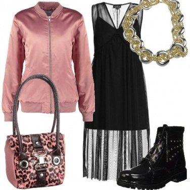 Outfit Serate metropolitane