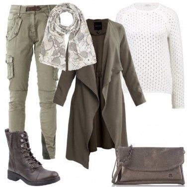 Outfit Stile metropolitano