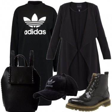 Outfit Urban in black