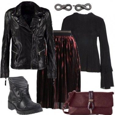 Outfit Giornata all\'infinito