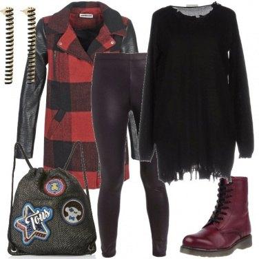 Outfit Profumo di strada