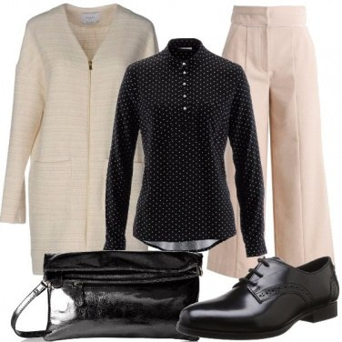 Outfit Accenni mannish