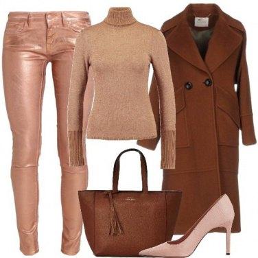 Outfit Rosa splendente