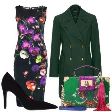 Outfit Fiori diversi