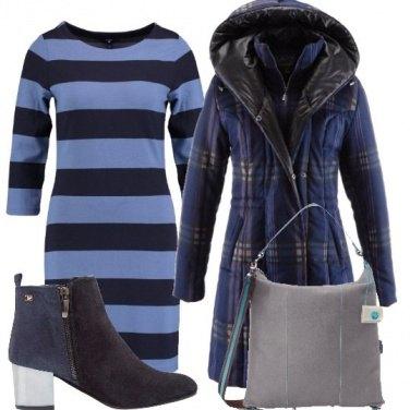 Outfit Righe e quadri