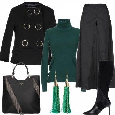 selezione migliore 6f2eb a540b Come abbinare gli stivali e anfibi con tacco spillo: 205 Outfit ...