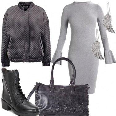 Outfit Ali d\'argento