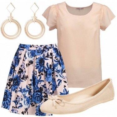 Outfit Delicata fanciullezza