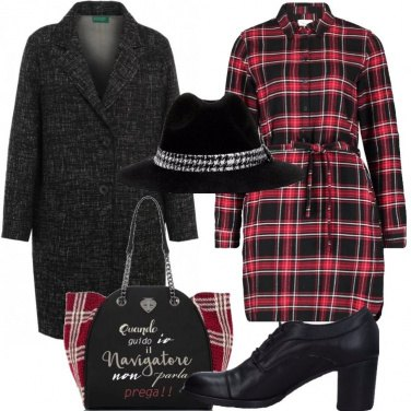 Outfit Una borsa spiritosa